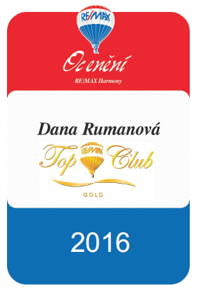 Ocenění Top Club 2016